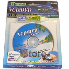 CD Cleaner Lens DVD player VCD Lens Cleanliness Cleaner Compact Disc Computer