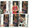 1993-94 SkyBox Premium Edition 6 Card Rookie Lot # 1