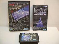 Mega-Drive Genesis -- G-LOC - Shooting -- NEW. JAPAN GAME. Work fully!!  13146