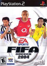 PLAYSTATION 2 - FIFA football 2004 PS2