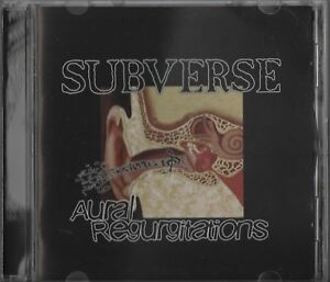 Subverse - Aural Regurgitations (Boss Tuneage Retro CD 2012) Desecration Ripcord