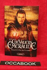 Les Chevaliers d'Emeraude - T 5 - L'Ile des Lézards - Anne Robillard
