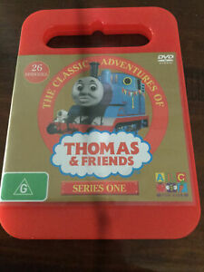 Thomas & Friend Classic Collection Season 1, 26 Episodes Narrated By Ringo Starr