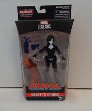 Marvel Legends: Domino Action Figure (2018) Marvel Hasbro BAF Sasquatch