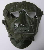 GENUINE NATO ARMY EXTREME COLD WEATHER FACE MASK OLIVE GREEN