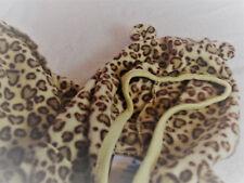 Baby Boy girl Cheetah  costume with hood