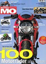 MO1402 + Test KTM 1190 Super Duke R + DUCATI Monster 796 + MO 2/2014