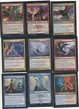 *MRM* DECK FUN 09 Mini dragonautes Prouesse rituel etc Ready to play MTG Magic