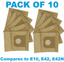 ELECTROLUX Bolero Z1641 Chic Z1863 Classic Z1867 Vacuum Cleaner Bags Pack of 10