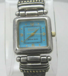 Ecclissi Sterling Silver Case 925 Water Resistant Analog 26mm Dial Watch (C630)