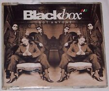 Blackbox – Not Anyone – CD Single