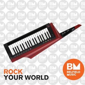 Korg RK-100S 2 Keytar Translucent Red - Brand New - Belfield Music