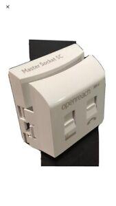 2020 BT Openreach Telephone Master Socket NTE5c MK2 & VDSL/ADSL Faceplate MK4