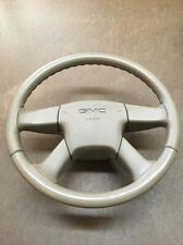 03-06 Chevy Silverado Suburban & MORE Steering Wheel W/ Airbag NICE TAN RARE!
