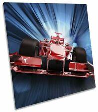 Canvas Car Racing Original Art Prints