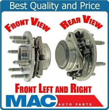 (2) Front Hub Wheel Bearing Assembly New 99-06 Silverado 1500 Rear Wheel Drive