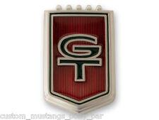 Ford Falcon XR GT Emblem Badge 289 Gold 1966 1967 1968 67 68 Toploader Windsor