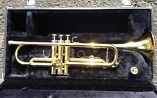 Yamaha Bb Trumpet Model YTR-2335 Japan With Case And 7C Bach Mouthpiece