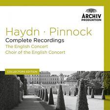 TREVOR PINNOCK - HAYDN: COMPLETE RECORDINGS 12 CD NEU HAYDN,JOSEPH