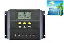 Regolatore di carica pannello solare 12-24V 30A controller ricarica pwm CM3024