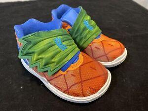 Nike Kyrie V 5 Sponge Bob Square Pants Pineapple TD Toddler Size 6c New in Box