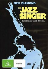 The Jazz Singer - 25th Anniversary Edition (DVD) New & Sealed - UK Seller