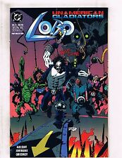 Lot of 2 Lobo Dc Comic Books #1+ 1 Special Ks4