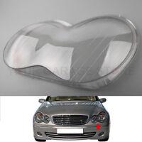 Links Scheinwerferglas Glas Streuscheibe Für Mercedes W203 C-Class 2001-2007