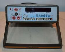 WaveTek Bdm40 Digital Multimeter + Nice +