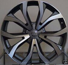 "18"" Audi A6 S6 A5 S5 A4 S4 A3 S3 Rims S Line Q5 Wheels"