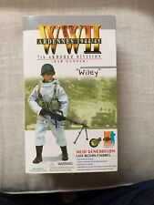 """Dragon WWII 1/6 7th Armored Division BAR Gunner """"Wiley"""" Ardennes 1944/45"""