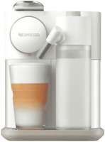 Nespresso EN650W Grand Lattissima Sunshine White Capsule Coffee Machine
