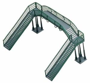 HORNBY HO R076 MAQUETTE A CONSTRUIRE / PASSERELLE A PIETONS / FOOTBRIDGE