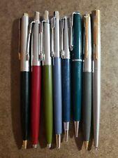 Vintage LOT of Parker Ball Point Pens & Mechanical ✏