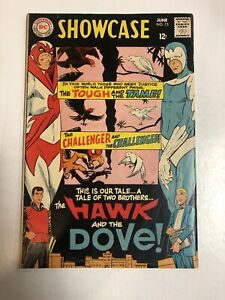 Showcase (1968) # 75 (VG/F) 1st Appearance of Hawk and Dove