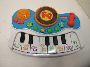 Fisher Price Musical Kids Studio- Keyboard/ Mixer- Record & Playback