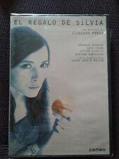 EL REGALO DE SILVIA. DVD. LUIS TOSAR. 2003. DIONISIO PÉREZ GALINDO. NUEVA!