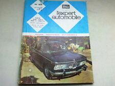 REVUE TECHNIQUE  N° 58  - BMW 2000    - 1970  *