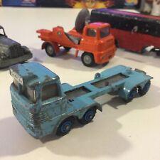 Budgie Diecast #322 Blue Routeman Pneumajector Atlas Carrier Truck 1:50 Parts
