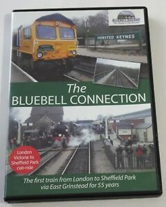 Railway DVD: The Bluebell Connection