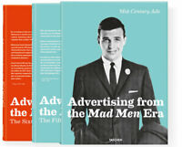 2 VOL. Advertising from the Mad men era. Ediz. italiana, spagnola e portoghese