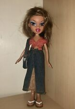 Bratz Yasmin Doll With Full Outfit + Messenger Bag/Purse