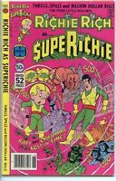 Superichie 1976 series # 18 fine comic book