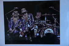 Zz Top Billy Gibbons Dusty Hill 11x14 Loose print -Casino Ballroom Hampton Beach