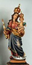 Figur Bavaria Madonna, Maria Königin Holzgeschnitzt, Holy Mary wood
