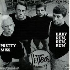 CCA 5021 The Petards, Baby Run Run Run - Beatsingle 1966, MINT - Violet