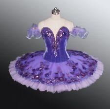 Professional Lilac Fairy Le Corsaire Sugar Plum Ballet Tutu Costume Custom MTO