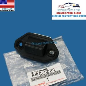 GENUINE LEXUS 06-13 IS250 IS350 ISF HS250h TRUNK LID RELEASE SWITCH 84945-53010