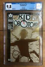 Kid Lobotomy #1 Recalled Edition CGC 9.6 1260752006