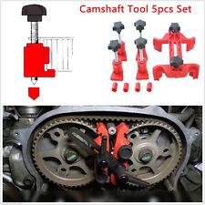 5pcs Cam Locking tool Universal Timing Holder Camshaft Engine Sprocket Gear Kit